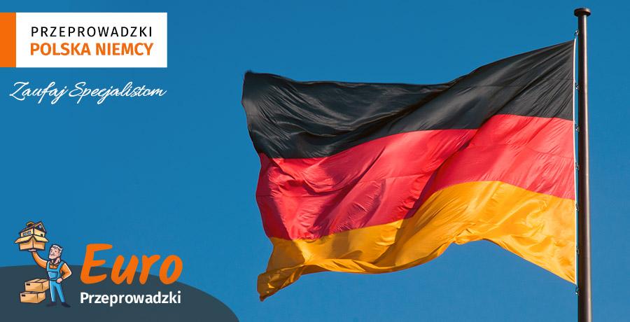 przeprowadzki Polska Niemcy